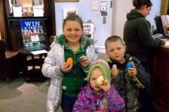 First-young-patrons-to-buy-an-Easter-Egg-Surprise-Kenadie-Tenleigh-Landon-1