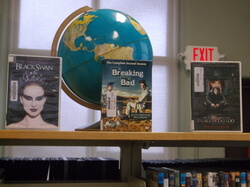 DVDs - Black Swan, Breaking Bad, The girl with the dragon tattoo (European Version)