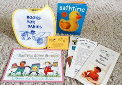 Books, bibs, papers